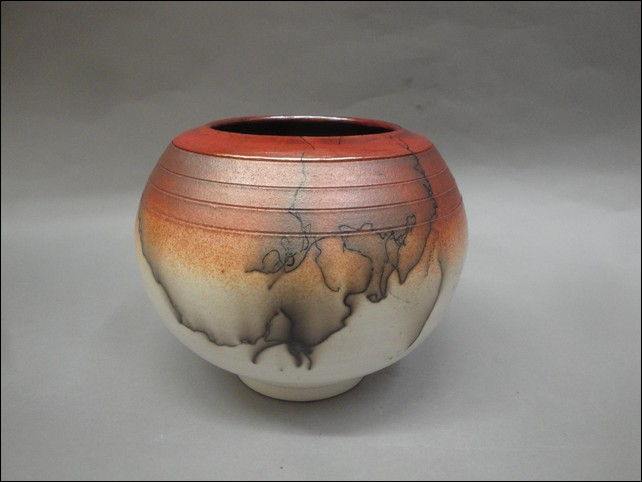 Click to view detail for MP-052A Raku Horsehair