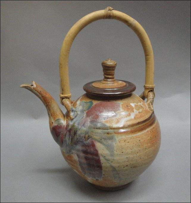 Click to view detail for TH-6082 Fancy Teapot