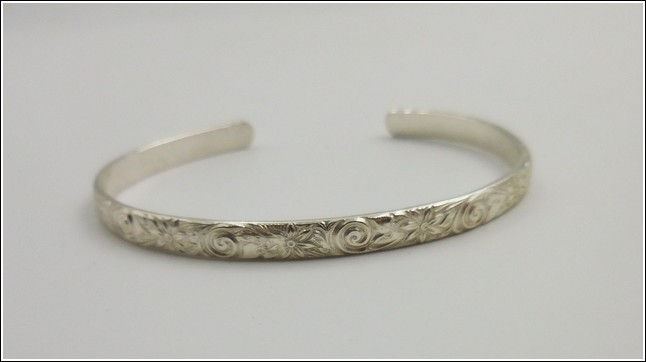 Click to view detail for DKC-822 bracelet, Sterling