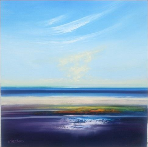 Click to view detail for Summer Day 36x36