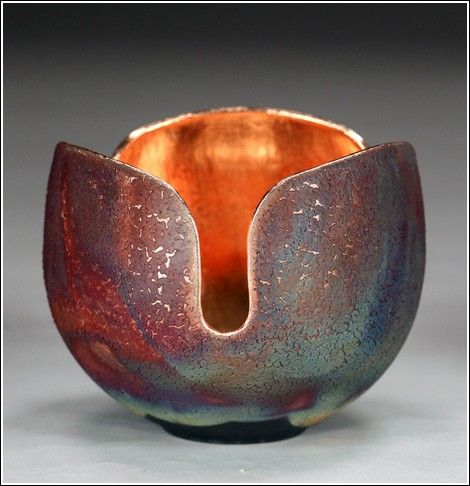 WB-1289 Glow Pot at Hunter Wolff Gallery