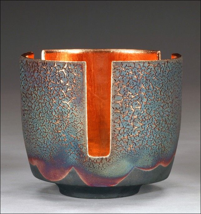 WB-1243 Glow Pot at Hunter Wolff Gallery