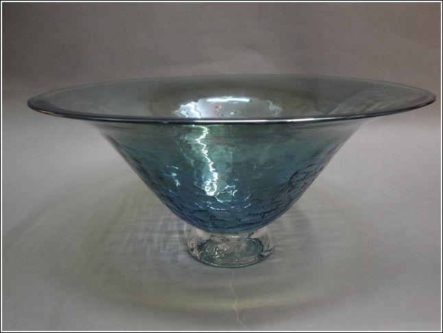 DB-045 Bowl Blue at Hunter Wolff Gallery