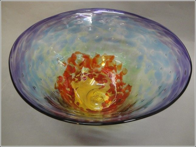 Click to view detail for DB-049 Bowl Multi-Colors