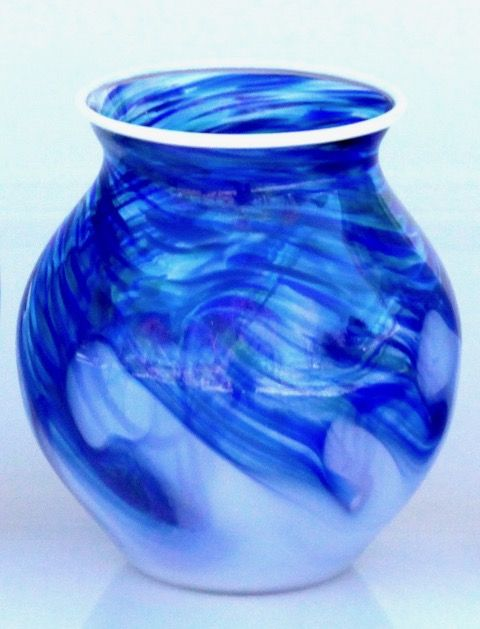 Click to view detail for DB-245 Vase Tidal Wave