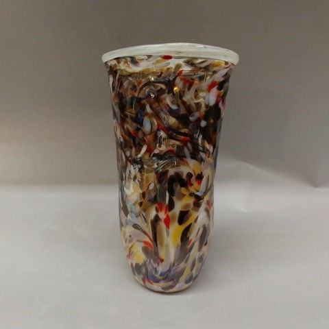 Click to view detail for DB-249 Vase Granite Jungle