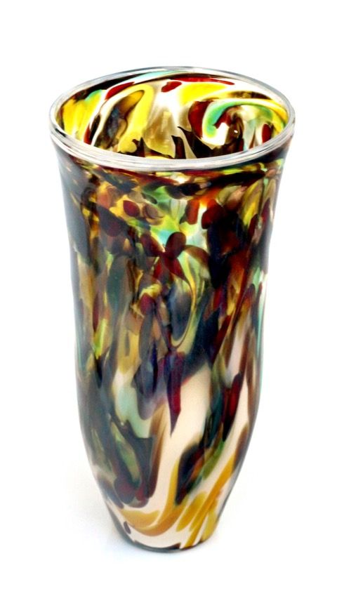 Click to view detail for DB-250 Vase Modern Earth