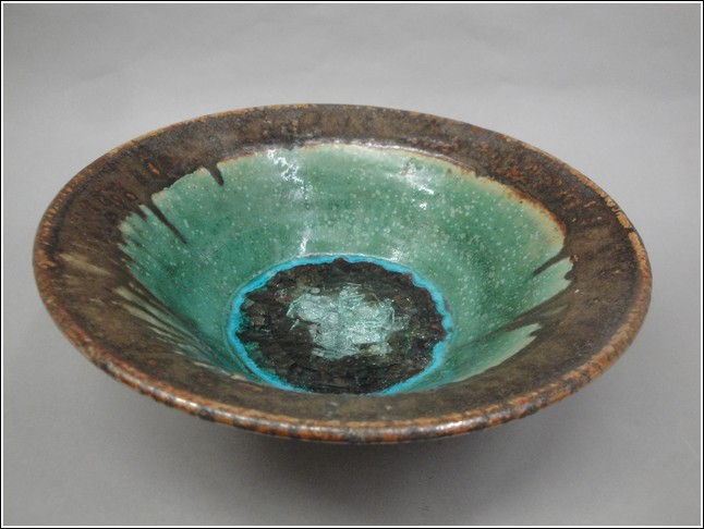 Click to view detail for KB330 Flared Bowl with Glass