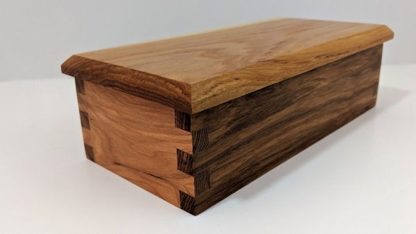 Click to view detail for BEN-5011h Box Hickory 5x10x3 $58