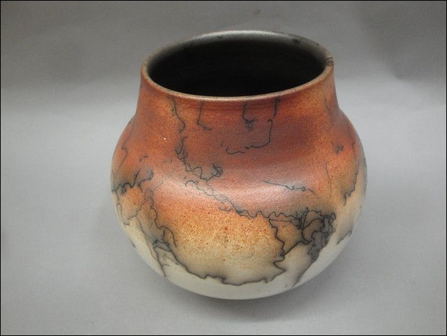 Click to view detail for MP-054 Raku Horsehair