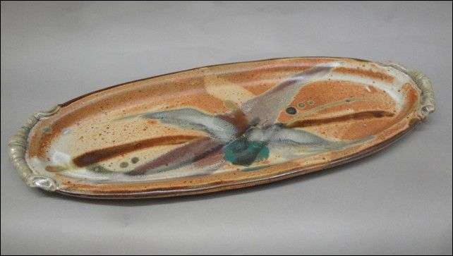 Click to view detail for TH-7320 Fish Platter