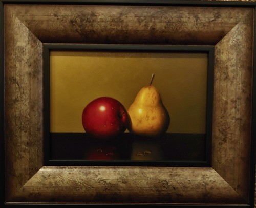 Click to view detail for Apple & Pear 5x6.5  $600