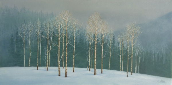 Click to view detail for Aspen Apparitions 15x30