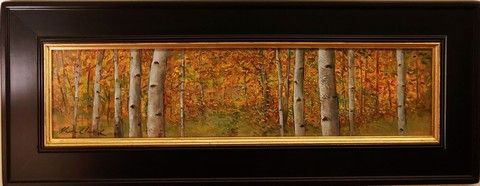 Click to view detail for Aspen Clearing 6x24  $700