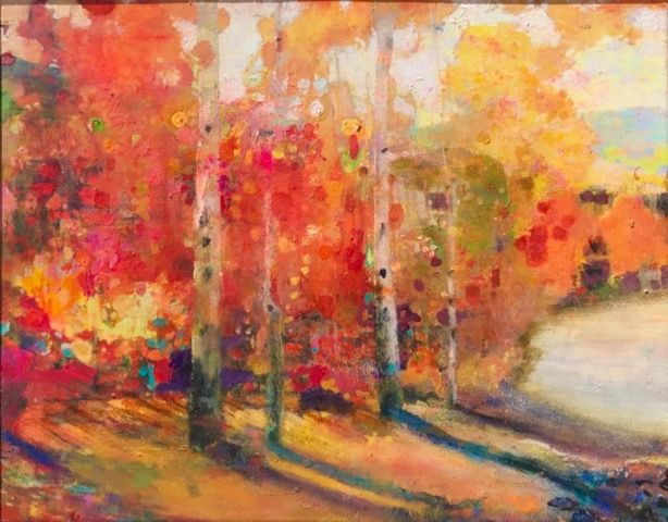 Click to view detail for Aspen Surprise 16x20
