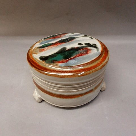 Click to view detail for Treasure Box, lidded