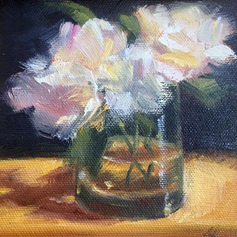 Click to view detail for Bright Posies 5x5