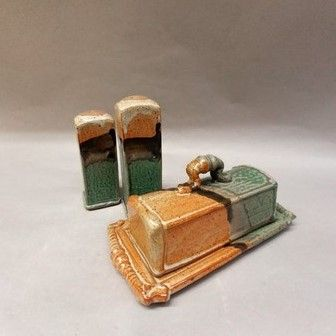 Click to view detail for Butter Dish