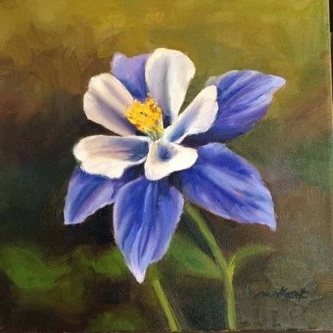 Click to view detail for Little Columbine 10x10