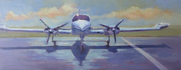 Click to view detail for Come Fly With Me 16x45
