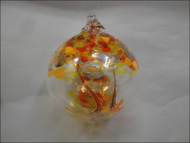 Click to view detail for DB-191 Ornament Witches Ball