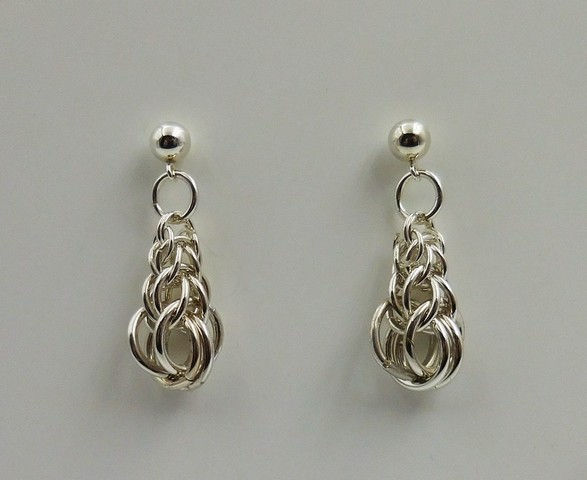 Click to view detail for DKC-829 Earrings Post Earrings