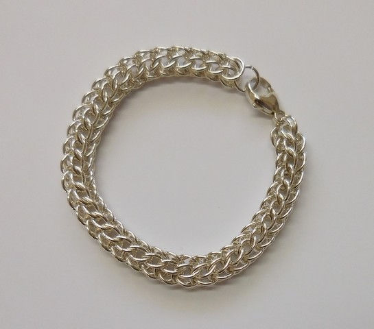 Click to view detail for DKC-901 Bracelet Perisian Weave