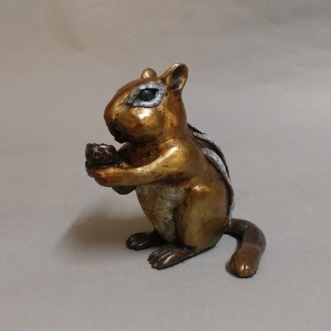 Click to view detail for FL052A Bronze Chipmunk