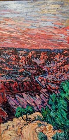 Click to view detail for Grand Canyon, Southern Rim 48x24