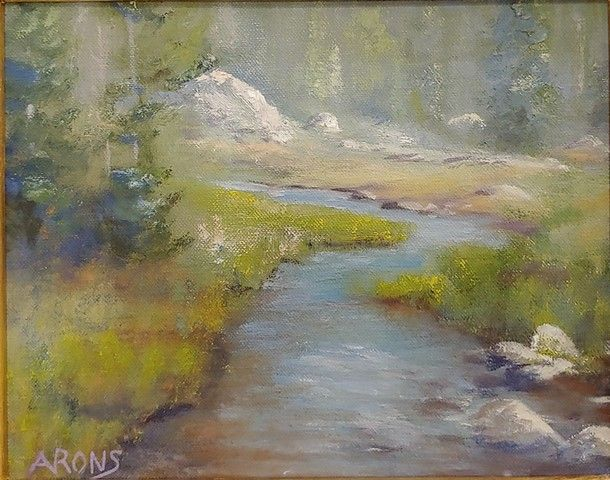 Click to view detail for High Meadow Creek 8x10
