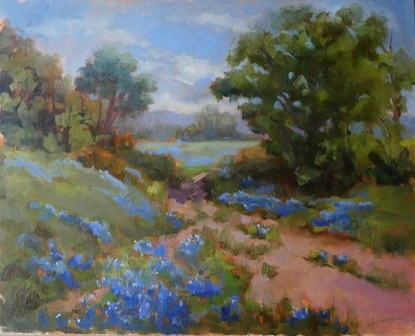 Click to view detail for Hill Country 16x20