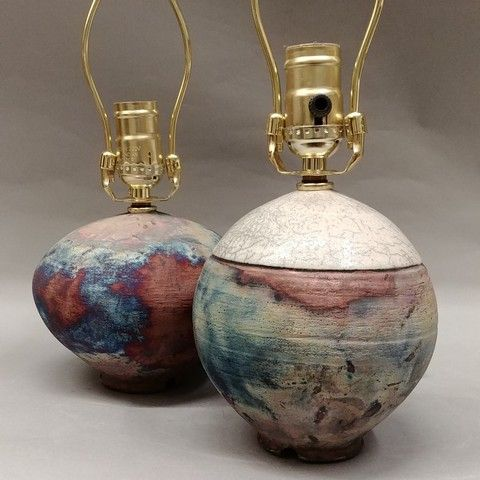 Click to view detail for Lamp Mini Raku 9-10T