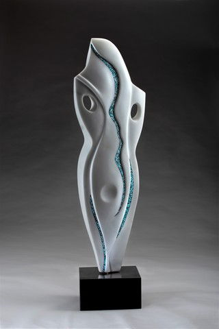 Click to view detail for MB-S007 Sculpture Spirit of the Waters $13500