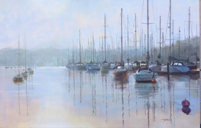 Click to view detail for Marina Magic 20x30