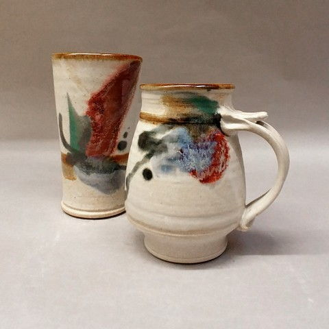 Click to view detail for Mugs, Any Glaze Color