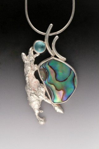 Click to view detail for MB-P269 Pendant Sea Creature