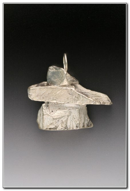 MB-P77 Pendant - Hagia Sophia Inuk  at Hunter Wolff Gallery