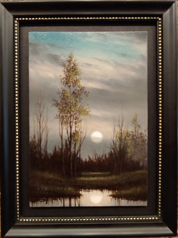 Click to view detail for Pale Moon 6x4 $400