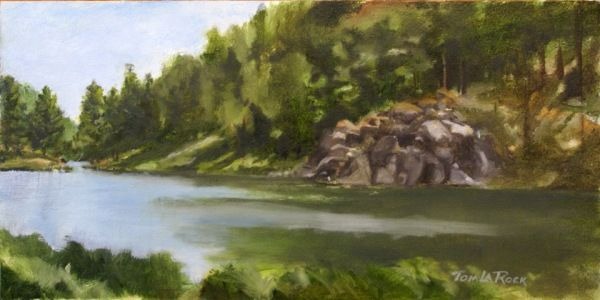 Click to view detail for Palmer Reservoir Shoreline 6x12