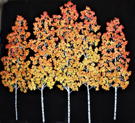 Click to view detail for RS-014 Autumn Glory 68x68