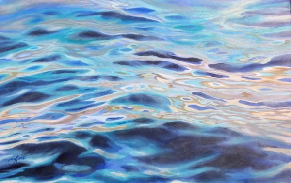 Ripples & Waves 30% OFF at Hunter Wolff Gallery