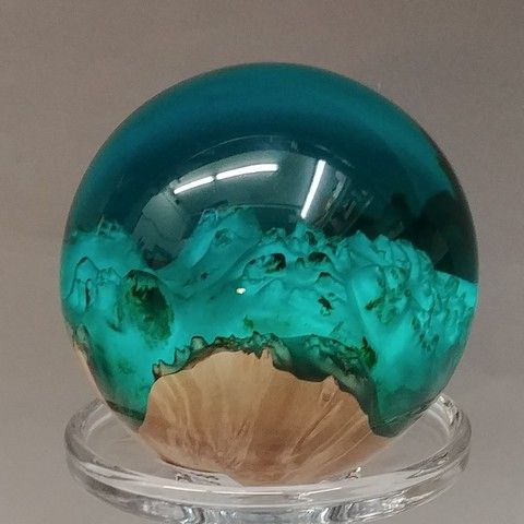 Click to view detail for SH005 Sphere 3 Teal