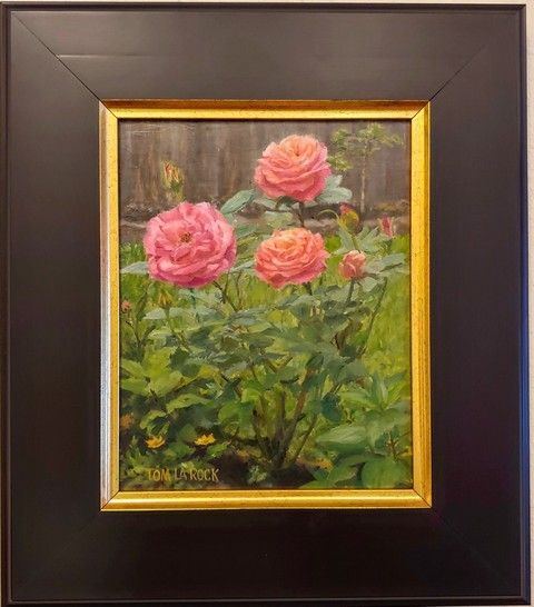 Click to view detail for Sedona Roses 10x8 $500