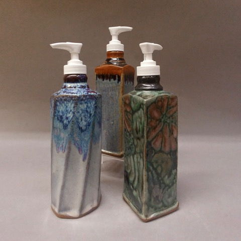 Click to view detail for Soap Dispensers for Kitchen or Bath