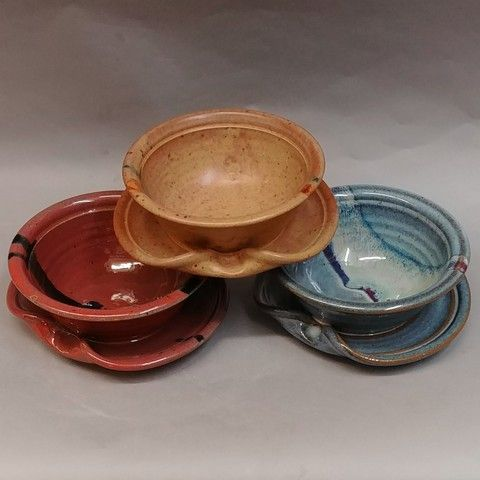 Click to view detail for Bowls, Soup & Cracker