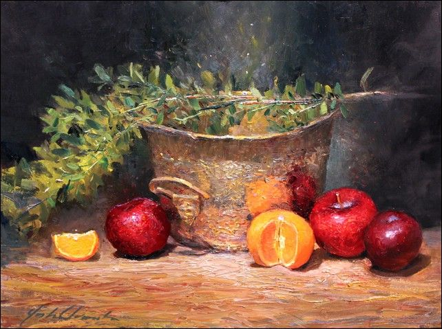 Click to view detail for Spotlight Still Life