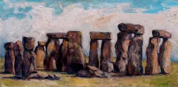 Click to view detail for Stonehenge 6x12