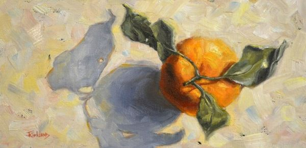 Click to view detail for Sun-kissed Tangerine 6x12