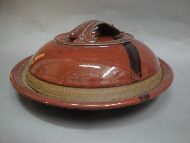 Click to view detail for TH-5017 Lidded Tortilla Warmer