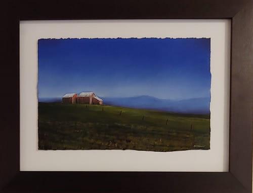 Three Together 11x17 $1700 by Kathy Beekman